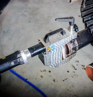 ukosowarka i inny sprzęt do rur